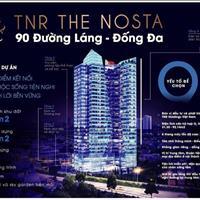 Bán căn hộ khách sạn bàn giao tiêu chuẩn 5 sao quận Đống Đa - Hà Nội giá 1.40 tỷ