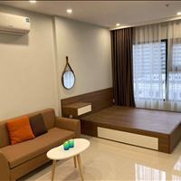 Cho thuê căn Studio Full đến cả bát đũa giá 6tr5 Vinhomes Smart City
