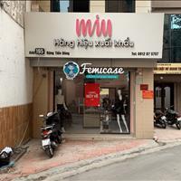 Gấp - Cho thuê nhà mặt bằng kinh doanh phố Đặng Tiến Đông