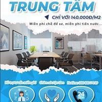 Cho thuê văn phòng quận Hải Châu - Đà Nẵng giá chỉ 140 ngàn/m2, free tiền nước