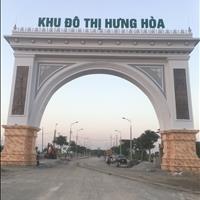 Dự án khu đô thị Hưng Hòa,Thanh Liêm - Chính chủ cần bán 1 số lô ngoại giao đẹp giá rẻ