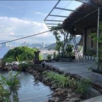Bán biệt thự đồi 3 mặt tiền view trực diện Biển Nha Trang (Ngang 25m) - 465m2. Chỉ 29tr/m2
