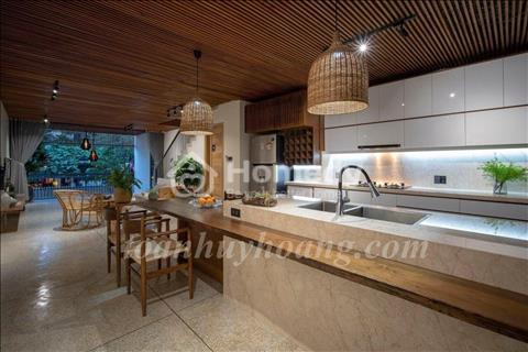 Cho thuê nhà biệt thự hồ bơi khu An Thượng - giá tốt