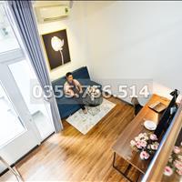 (Chính chủ - Đúng hình, đúng giá) Cho thuê căn hộ dịch vụ gác lửng đẹp, ngay Thảo Cầm Viên Quận 1