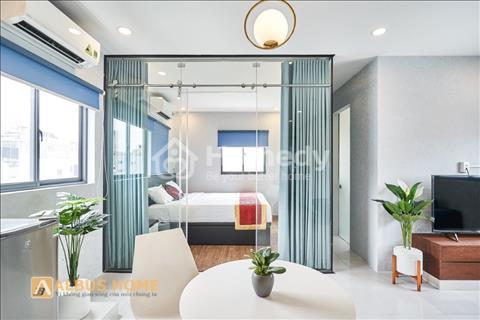 🌼Căn Hộ 1 Phòng Ngủ - New 100% - Full Nội Thất - Đầy đủ tiện nghi - Trống 1 Phòng