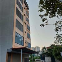 Bán toà nhà khu đấu giá Mậu Lương Hà Đông 120m2 x 7 tầng 28 phòng khép kín MT 10m