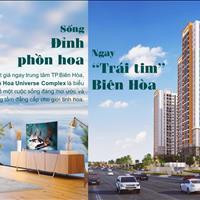 Hưng Thịnh mở bán Căn hộ Biên Hòa Universe chỉ 2,1 tỷ/65m2, CK 4-22%, tặng 1 chỉ vàng SJC