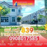 Nhà riêng sổ hồng khu Nam Phan Thiết 0908017585 chính chủ giá 800.00 Triệu