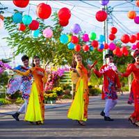 Nhà biệt thự liền kề khu đô thị Nam Phan Thiết 0908017585 chính chủ giá 800.00 Triệu