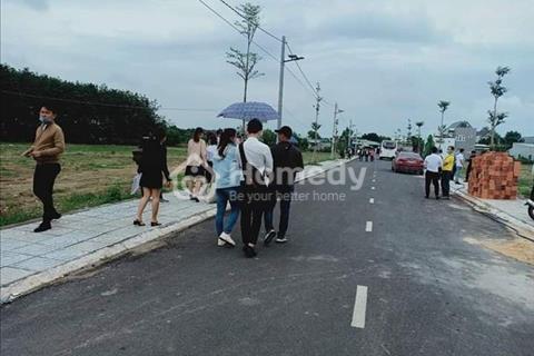 Bán Đất 110m2 mặt tiền đường nhựa 12m, sổ đỏ công chứng trong tháng, tại Bà Rịa - Vũng Tàu