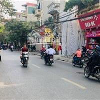 Bán nhà mặt phố Hoàng Đạo Thành trung tâm quận Thanh Xuân 83m2x 2 tầng - Giá 13,4 Tỷ