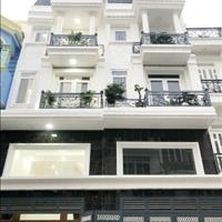 Hàng ngộp thời Covid - Nhà phố đã có sổ cách Hà Huy Giáp 60m giá 4,5 tỷ - Thiết kế 1 trệt, 3 lầu
