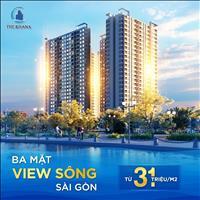 Bán căn hộ huyện Thuận An - Bình Dương giá 2.20 tỷ