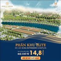 Phân khu Elite - Rosa Riverside Complex – Đất nền mặt tiền sông chỉ 14.8 tỷ - Thông tin chi tiết