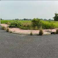 ra gấp lô đất 2 mặt tiền KDC hiện hữu MT quốc lộ 50, 136 m2, SHR, giá 800 triệu