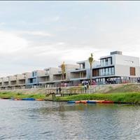 Biệt thự 300m2 mặt sông Vĩnh Cửu, siêu hiếm Euro Villa 1 chưa đến 10 lô - Giá 47 triệu/m2
