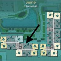 Chính chủ Cần tiền bán gấp CH WestGate 11.01 59m2 Giá gốc CĐT không chênh - Block B View nội khu