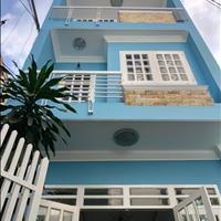 Bán nhà đẹp giá tốt 417/26/2 Quang Trung phường 10 - Đối Diện UBND Q.Gò Vấp, 4x14m 3 lầu, 4PN 2 ST