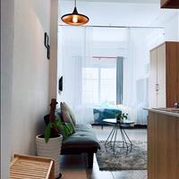 Cho thuê căn hộ ban công gần đại học Văn Lang - Phố Bùi Viện Q1💋