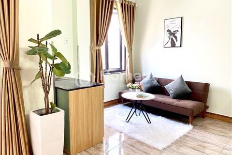 💥Cho thuê căn hộ 1PN ban công gần phố đi bộ Vĩnh Khánh - Cầu Ông Lãnh♥️
