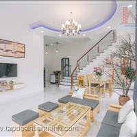 Nhà mới, vào ở ngay được, không gian yên tĩnh, thoáng mát, rất thích hợp cho việc ngỉ dưỡng