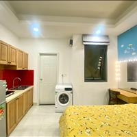Căn hộ đẹp mới xây Phan Xích Long có máy giặt riêng rộng 30m2 giá 6.5 triệu phòng y hình