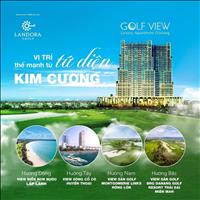 Bán căn hộ 2 phòng ngủ view sân golf sang trọng tại quận Ngũ Hành Sơn - Đà Nẵng giá 2.83 tỷ