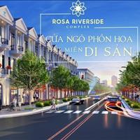 Đất dự án Rosa Riverside Complex, giá chỉ từ 1,3 tỷ/lô