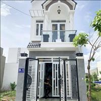 Bán nhà tặng nội thất huyện Đức Hòa, Long An diện tích 48m2