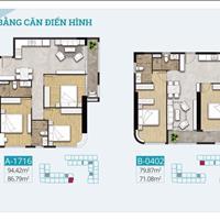 Giỏ hàng căn hộ C Sky - Chánh Nghĩa  3 phòng ngủ 97m2, thanh toán 30% cuối năm nhận nhà