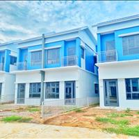 Bán nhà 1 trệt 1 lầu trung tâm Mỹ Phước, Bến Cát, gần chợ, hồ bơi, công viên view sông