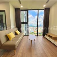 Cho thuê căn hộ quận EcoGreen Sài Gòn full nội thất, tầng trung view quận 1 giá 10.5 tr