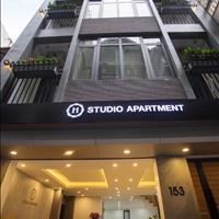 Cho thuê căn hộ mới 100% chưa qua sử dụng ở Nguyễn Khang,miễn phí giặt là hàng,dọn phòng hàng tuần