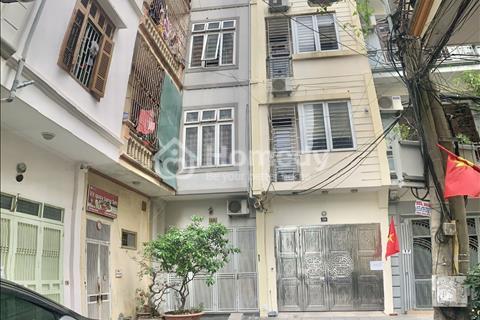 Cho thuê nhà riêng chính chủ ô tô vào tận cửa, 60m2 xây 5 tầng, đường Đông Quan