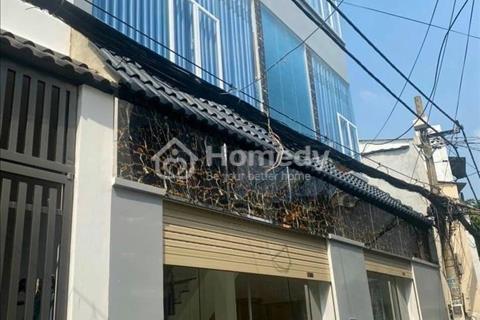 Chính chủ cần bán gấp nhà riêng 40m2 ở đường Phong Phú P12 Q8 có sổ hẻm ô tô nhà đẹp 1 trệt 1 lầu