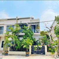 Bán căn nhà sân vườn 120m2 cạnh trường đại học Việt Đức, trung tâm khu CN Mỹ Phước 1,2,3