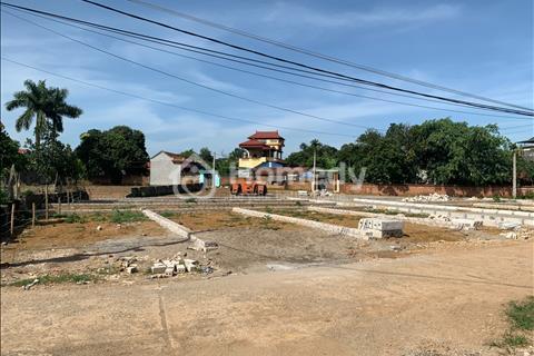 Bán đất nền phân lô Sen Trì, xã Bình Yên, Hà Nội gần khu công nghệ cao Hòa Lạc