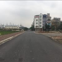 Gia đình có việc cần bán gấp đất tái định cư Giang Biên DT: 40m MT 3,46 đường 13m