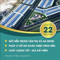 Khu đô thị An Nhơn Central Park - Giá chỉ từ 22tr/m2