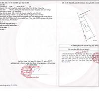 Chính chủ bán nền đất ở đô thị Long Điền 185.5m2 sổ đỏ TTHC Bà Rịa Vũng Tàu, MT TL44A chỉ 1,98 tỷ