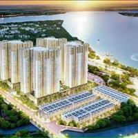 Cần bán gấp căn hộ 2PN 2wc, 66m2 Q7 Saigon Riverside, giá 2,3 tỷ/căn tặng nội thất cao cấp