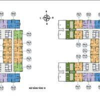 Bán căn hộ chung cư quận Hoàng Mai - Hà Nội giá 1.80 Tỷ