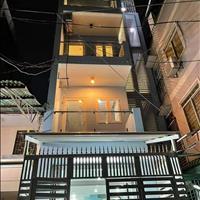 Nhà đẹp 5 tầng ngay trung tâm Trần Hưng Đạo Quận 5