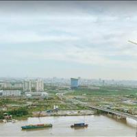 Cần bán Penthouse Saigon Pearl tại block Sapphire 1 tầng cao, view sông, đầy đủ nội thất cao cấp