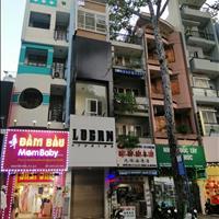 Cho thuê rẻ nguyên căn 1 trệt 4 lầu Nguyễn Trãi Q5 TPHCM 60tr/ tháng