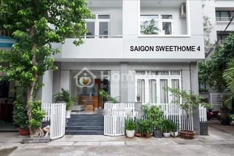 🔥Căn Hộ Saigon Sweethome 4 (Emerald Apartment) Q3