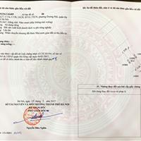 Chính chủ cần bán lô No6-LK689 khu đất dịch vụ LK27, 28 phường Dương Nội Hà Đông