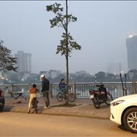 Bán nhà mặt Hồ Hạ Đình diện tích 39m2 mặt tiền 4,1m