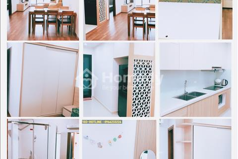 cho thuê căn hộ 2n Full nội thất chung cư Goldmark city - giảm giá mùa dịch