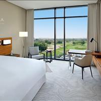 Căn hộ cao cấp biển view sân golf quốc tế đặc biệt có sổ hồng lâu dài và có bãi tắm biển riêng.